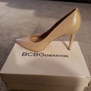BCBGeneration Cream Shoes